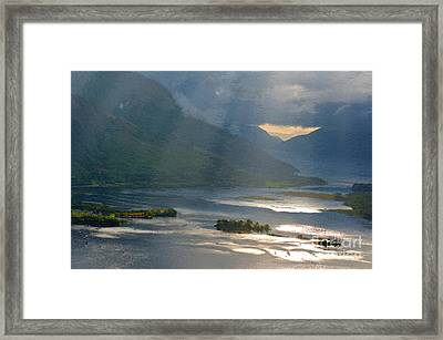 Cairngorm Framed Print by Andrew Michael