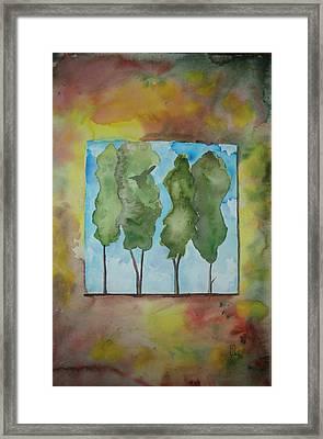 Caitlin Framed Print