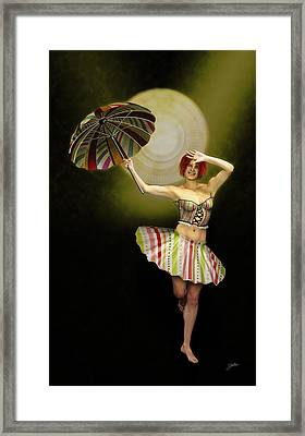 Cajamarca Carnival Framed Print by Joaquin Abella