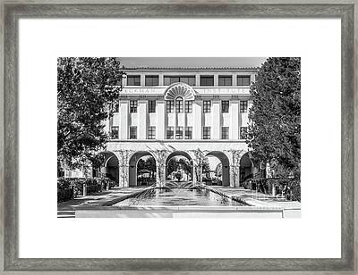 Cal Tech Beckman Institute Framed Print by University Icons