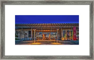 California Academy Of Sciences Building - San Francisco Framed Print by Mountain Dreams