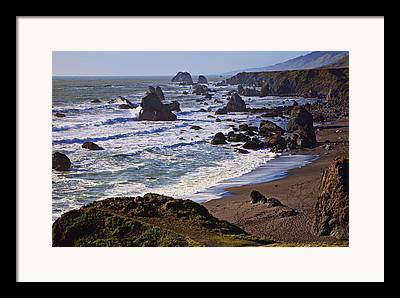 Sonoma County Framed Prints