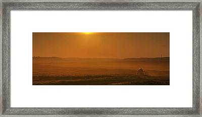 California Dream Framed Print by Peter Thoeny