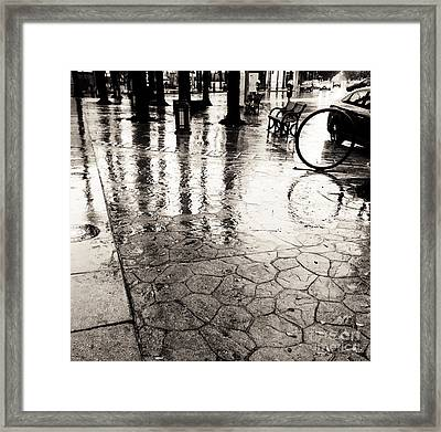 California Dreamin' Framed Print