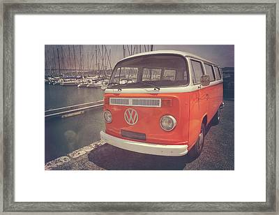 California Dreaming Framed Print by Carol Japp