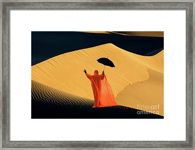 California Gold 2 Framed Print by Bob Christopher