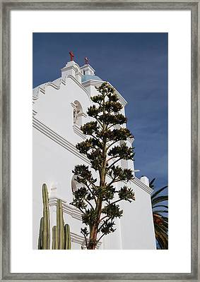California History Framed Print by Jean Booth