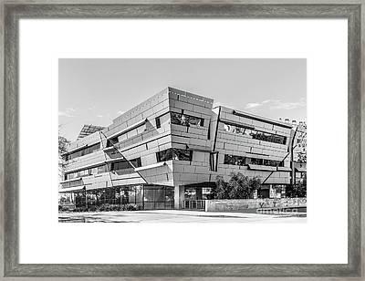 California Institute Of Technology Cahill Center Framed Print