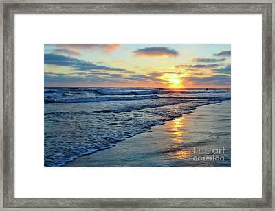 California Love Framed Print