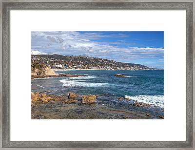California Riviera Framed Print by Cliff Wassmann