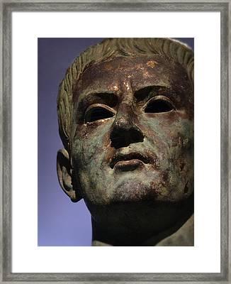 Caligula Framed Print