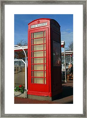 Call Home Framed Print by Jez C Self