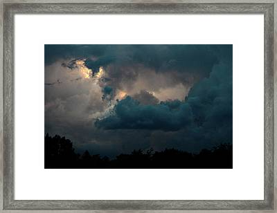 Framed Print featuring the photograph Call Of The Valkerie by Bruce Patrick Smith