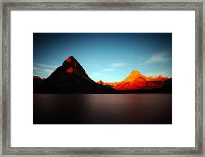 Call Of The Wild Framed Print by Todd Klassy