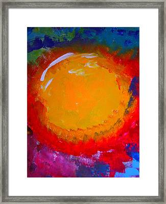 Calling Souls Framed Print by Zachary Wennstedt
