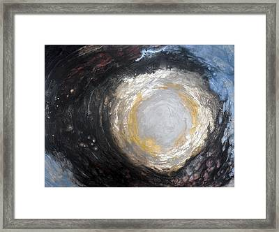 Callisto Framed Print by Holly Anderson