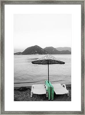 Calm Eve Framed Print by Svetlana Sewell