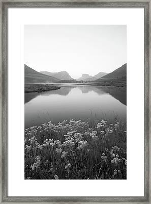 Calm Morning  Framed Print by Dustin LeFevre