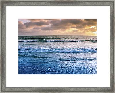 Calming Framed Print
