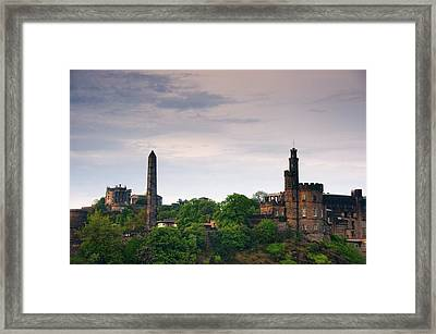 Calton Architecture Framed Print