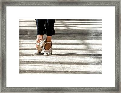 Framed Print featuring the photograph Camaguey Ballet 2 by Lou Novick