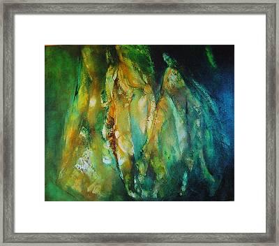 Camalot Framed Print by Zoe Landria