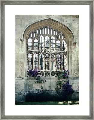 Cambridge Dreams Framed Print