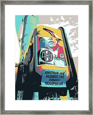 Cambridge Hope Framed Print by Shay Culligan