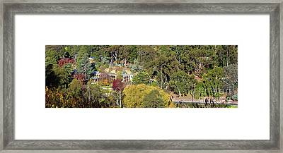 Camelot Castle, Basket Range Framed Print by Bill Robinson