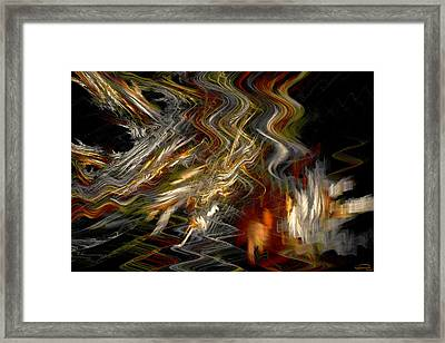 Camelot Framed Print by Emma Alvarez