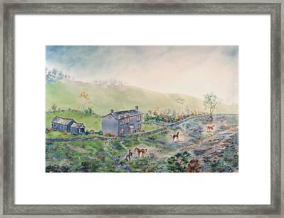 Camelot Framed Print by Richard Barham