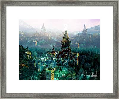 Camelot Framed Print by Tammera Malicki-Wong