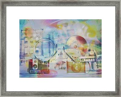 Cameras And Nye's Polonaise Framed Print by Susan Stone
