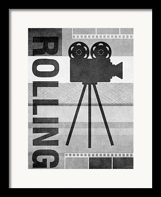 Film Camera Framed Prints