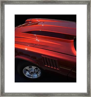 Camero Z-28  1979 Framed Print by Don  Vella