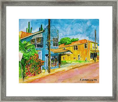 Camilles Place Framed Print