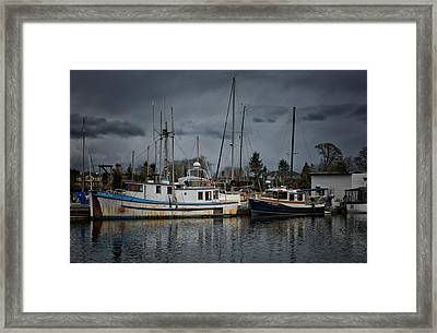 Framed Print featuring the photograph Camjim by Randy Hall