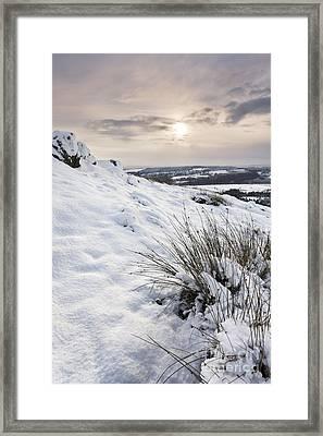 Campsie Fells 1 Framed Print by Rod McLean