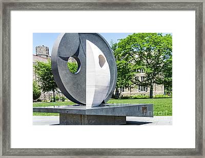 Campus Art Framed Print