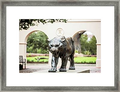 Campus Icon Framed Print