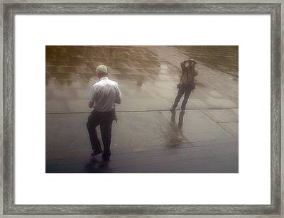 Can Do That Framed Print by Jez C Self