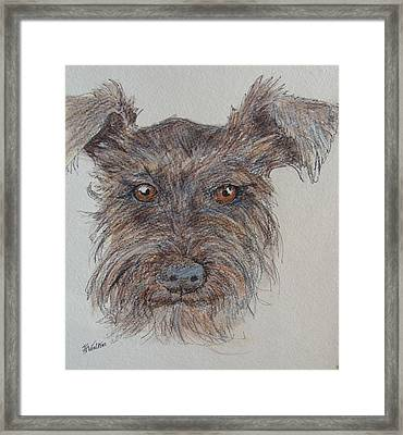 Can We Go Now Framed Print by Judy Fischer Walton