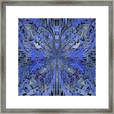 Can You Hear Me Now Framed Print by Tim Allen