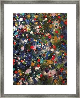 Can You See Me Framed Print by Edward Paul