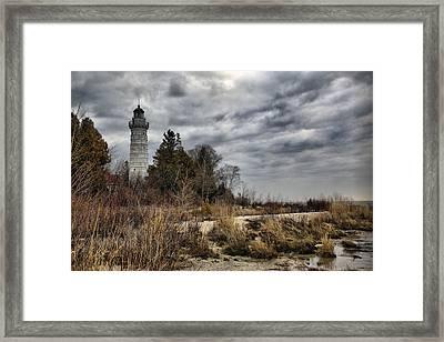 Cana Island  Framed Print