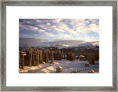 Canada Framed Print by Eliot LeBow
