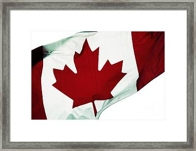 Canada Framed Print by John Rizzuto