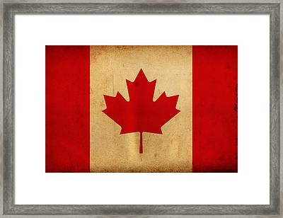 Canada Framed Print by NicoWriter