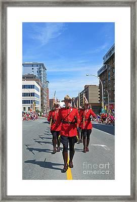 Canadas Finest Framed Print