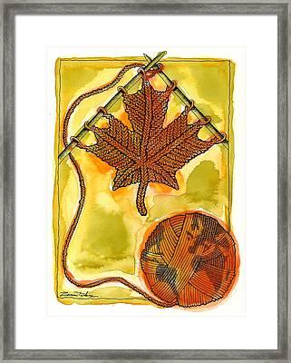 Canadian Multiculturalism Framed Print